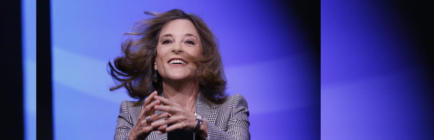 Meet and Greet with Marianne Williamson